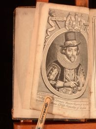 1679 Baconiana or Certain Genuine Remains of Sir Francis Bacon First Edition