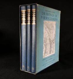 1971 Catalogue of the Drawings of Parmigianino