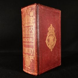 1878 The General Armory of England Scotland Ireland and Wales