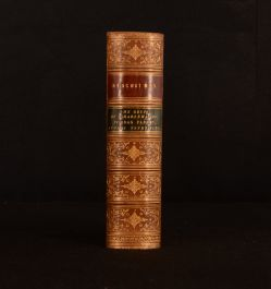 1892 Selections From The Hengwrt Manuscripts Robert Williams Fine Binding