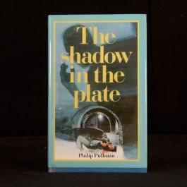 1986 The Shadow in The Plate First Edition Philip Pullman Sally Lockhart Series