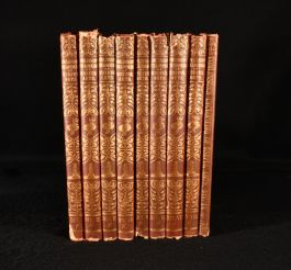 1852 Cyclopaedia of Useful Arts