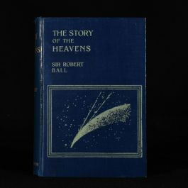 1905 The Story Of The Heavens