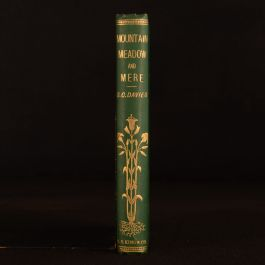 1874 Mountain Meadow and Mere G Christopher Davies Illus Bosworth W Harcourt