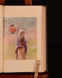 1913 With Eastern Merchandise Powell First Edition Scarce Illustrated Colour