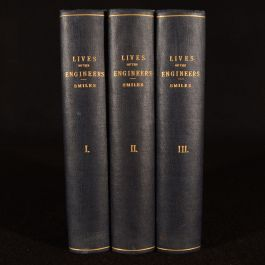 1862 Lives of the Engineers with an Account of their Principal Works