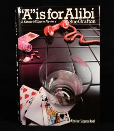 1982 A is for Alibi a Kinsey Millhone Mystery