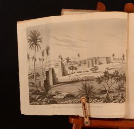1822 Travels in the Oasis of Thebes and in the Deserts M Frederic Cailliaud