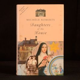 1992 Daughters of the House First Edition Michele Roberts Dustwrapper Man Booker