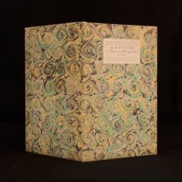 1927 A Stitch in Time or Pride Prevents a Fall J Laver Limited Ed Nonesuch Press