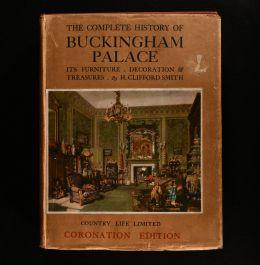 1931 Buckingham Palace its Furniture, Decoration, and History