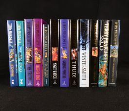 1996-2015 Twelve Novels of the Discworld Series