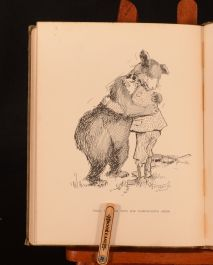 1898 Arkansaw Bear A Tale of Fanciful Adventure 1st Ed Paine Illustrated Beck