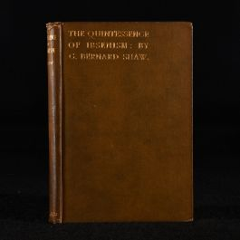 1891 The Quintessence of Ibsenism