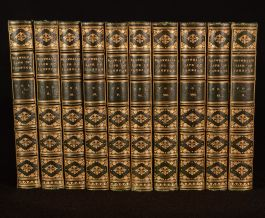 1882 The Life of Samuel Johnson, LL.D. Including His Tour to the Hebrides