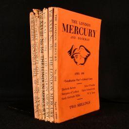 1923-38 The London Mercury