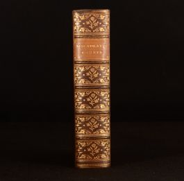 1904 Critical and Historical Essays T Babington Macaulay Prize Binding Edinburgh