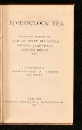 1886 Five-O'Clock Tea