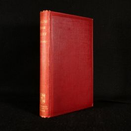 1900 The Early History of English Poor Relief