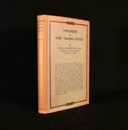 1934 Theories of the Trade Cycle