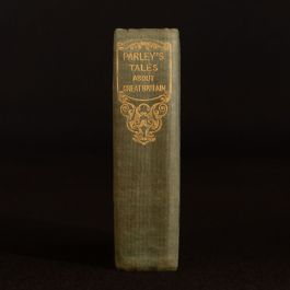 1839 Tales About Great Britain and Ireland Peter Parley Third Ed. Illus.