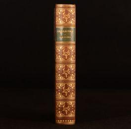 1879 Character Samuel Smiles New Edition Fine Binding Essay Philosophy