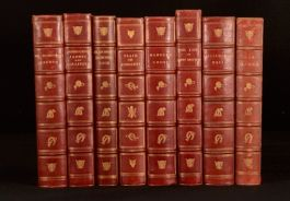 c1890 8vols Selected Works of Robert Surtees Colour Illustrated Plain or Ringlet