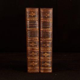 1889 2vol The History of England Popular Edition Lord Macaulay James II Onwards