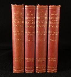 1892 A Short History of the English People