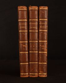 1803 3vol The Works of Sir Joshua Reynolds Life by Edmond Malone Frontispiece