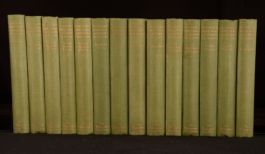 1929 14vols The Shakespeare Head Edition of the Novels of Anthony Trollope
