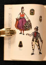 1949 Handbooks of European National Dances