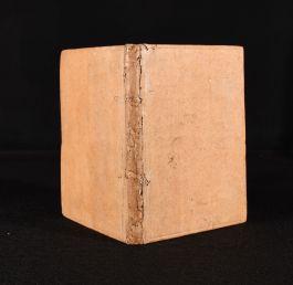 1580 Trattato Dell'Amore Humano Dell'Ecclellente