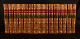 1853 The Plays and Poems of Shakespeare According to the Improved Text