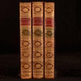 1765 3vol contes Moraux Marmontel Ex Libris Sir Richard Paul Jodrell Illustrated