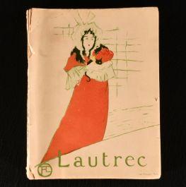 1927 Henri de Toulouse-Lautrec 1864-1901