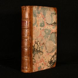 1773 Letters From Italy, in the Years 1754 and 1755