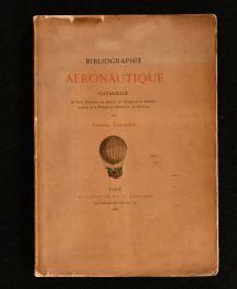 1887 Bibliographie Aeronautique Catalogue de Livres d'Historie..