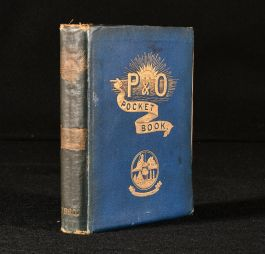 1890 P and O Pocket Book
