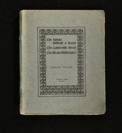1904 The Sphinx Without a Secret with The Canterville Ghost with The Model Millionaire