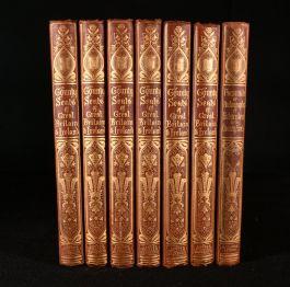 1880 A Series of Picturesque Seats of the Noblemen and Gentlemen