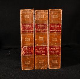 1835 The British Cyclopaedia of Natural History