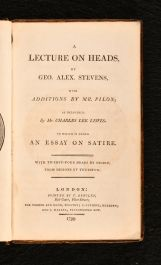 1799 A Lecture on Heads