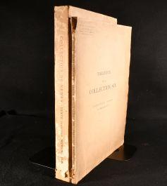 1928 50 Tableaux Anciens de L'Exole Hollandaist with Collection Marczell de Nemes