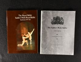 1956 The Sadler's Wells Ballet and The Royal Ballet Sadler's Wells Royal Ballet Yearbook