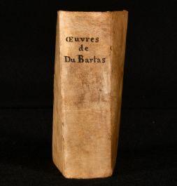 1632 Ouevres Poetiques et Chretiennes