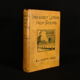 1906 Indiscreet Letters From Peking