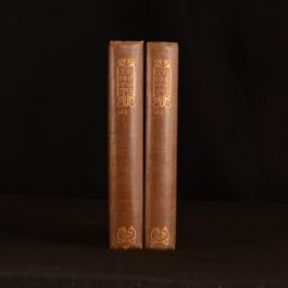 1894 2vol Corinne or Italy Mme De Stael Limited Edition Illustrated H S Greig