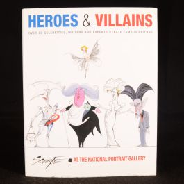 2003 Heroes and Villains Scarfe at the National Portrait Gallery