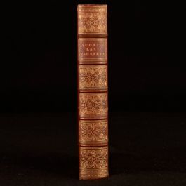 1854 The Lay of The Last Minstrel